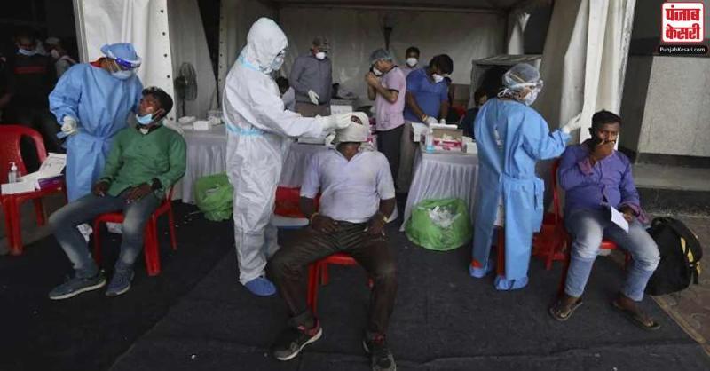 कोविड-19 : उत्तर प्रदेश में संक्रमण के 5809 नए मामलें की पुष्टि, 94 और मरीजों की मौत