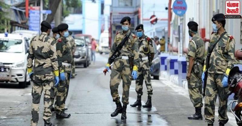 देश में अर्द्धसैनिक बलों के 32238 कर्मी कोरोना से संक्रमित हुए : केंद्र सरकार