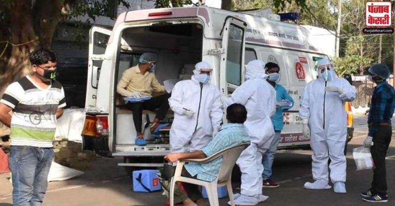महाराष्ट्र : 24 घंटे में संक्रमण से 455 और मरीजों की मौत, 20 हजार से अधिक नए मामलें
