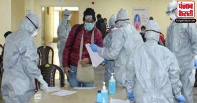 आंध्र प्रदेश में कोरोना का विस्फोट जारी, बीते 24 घंटे में  7,738 नए केस, संक्रमितों का आंकड़ा 6.25 लाख के पार