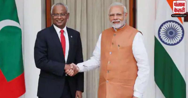 कोरोना से निपटने के लिए भारत ने मालदीव को दी वित्तीय मदद, पीएम मोदी बोले- यह पड़ोसी मित्र देश का धर्म