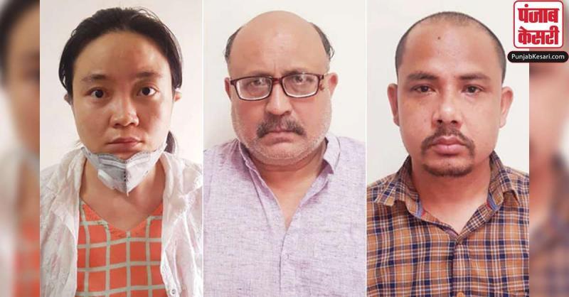 संवेदनशील जानकारी साझा करने के आरोप में पत्रकार राजीव सहित 3 को 7 दिनों की पुलिस हिरासत में भेजा गया