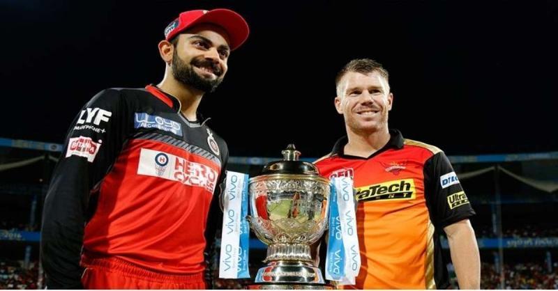 IPL 2020 कोहली की बैंगलौर के सामने वार्नर की सनराइजर्स,जानिए संभावित टीम