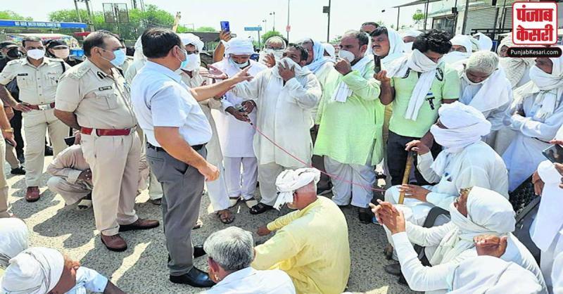 दिल्ली पुलिस के सख्त निर्देश, डीडीएमए के आदेशानुसार 30 सितंबर तक प्रदर्शन की इजाजत नहीं