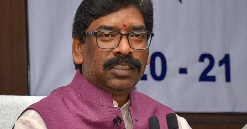 झारखंड: मुख्यमंत्री सोरेन बोले- सहायक पुलिस कर्मियों के मुद्दे पर विपक्ष जहर के बीज बो रहा है