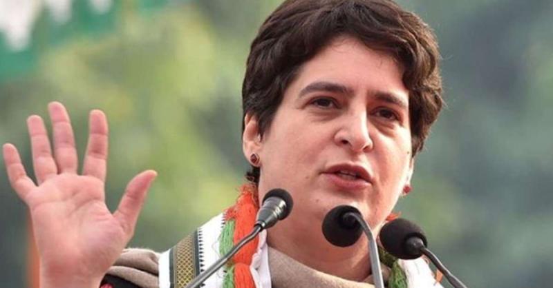 UP:  नियुक्तियों में विलंब को प्रियंका गांधी ने बताया युवाओं से अन्याय के समान