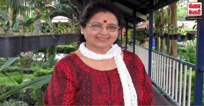 हिंदी फिल्मों और रंगमंच की कलाकार आशालता वाबगांवकर का कोरोना से निधन