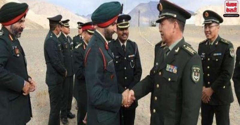 LAC पर भारत-चीन के बीच नो एक्शन एग्रीमेंट, अग्रिम मोर्चे पर और अधिक सैनिक नहीं भेजेंगे दोनों देश
