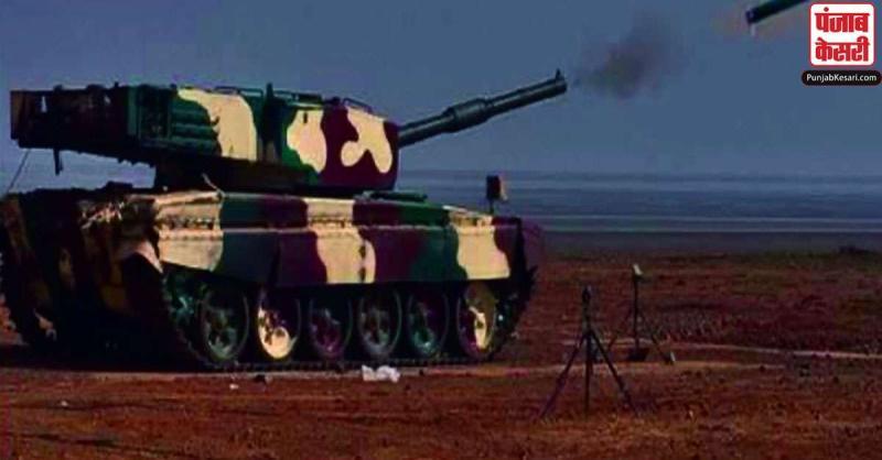 DRDO ने टैंक रोधी मिसाइल का किया सफल परीक्षण, रक्षा मंत्री ने दी बधाई