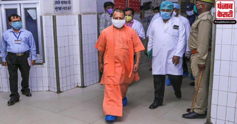 UP : पिछले 24 घंटों के दौरान कोविड-19 से 87 और लोगों की मौत, 5234 नए मरीज
