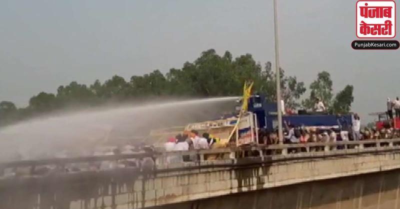 कृषि बिल पर विरोध : दिल्ली की ओर कूच कर रहे युवा कांग्रेस के कार्यकर्ताओं को पुलिस ने रोका, कई हिरासत में