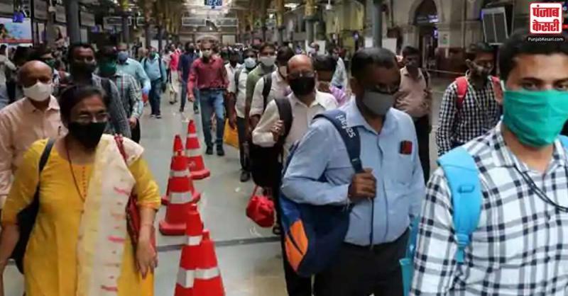 महाराष्ट्र में कोरोना के 21 हजार से अधिक नए केस, 479 और लोगों की मौत