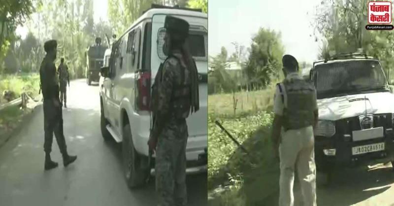 J&K के पुलवामा में सुरक्षाबलों ने एक आतंकवादी को मार गिराया, बडगाम में 1 जवान शहीद