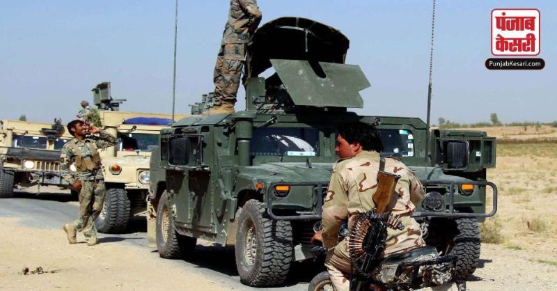 अफगान अधिकारी : सुरक्षाचौकियों पर किया हमला, 28 पुलिसकर्मियों की मौत