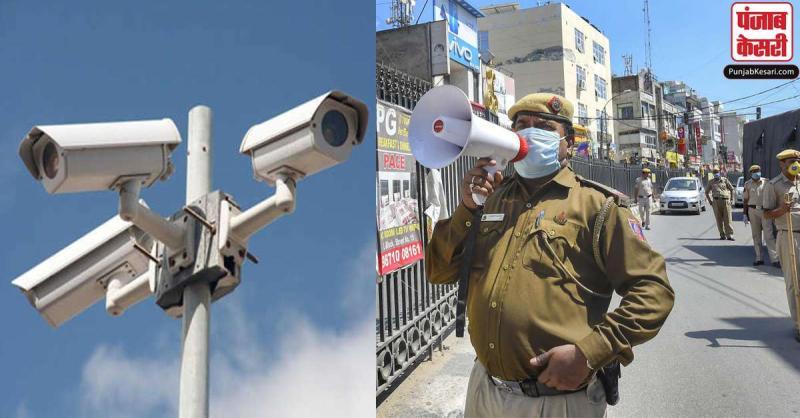 कैग की रिपोर्ट में खुलासा: दिल्ली में लगे 44% CCTV कैमरे खराब, 20 साल पुरानी तकनीक के भरोसे पुलिस