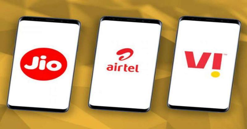 जून में वोडाफोन, एयरटेल ने गंवाएं 59 लाख से अधिक ग्राहक, वहीं जियो यूजर्स में 45 लाख का इज़ाफ़ा