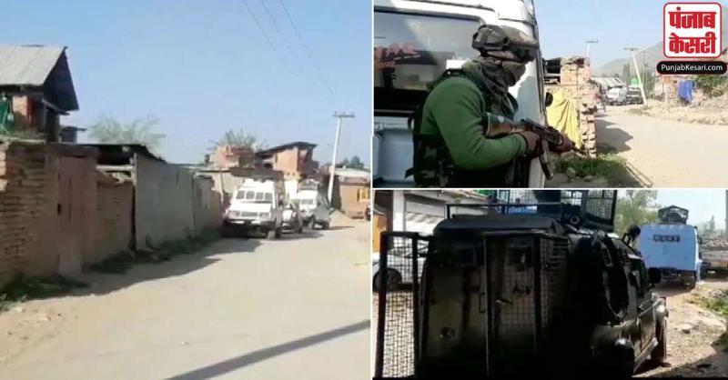 जम्मू-कश्मीर : अनंतनाग जिले में सुरक्षा बलों के साथ मुठभेड़ में दो आतंकवादी किये गए ढेर