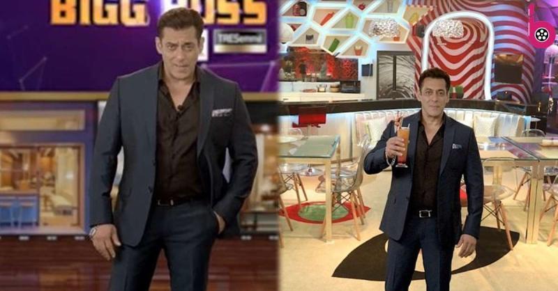 Bigg Boss 14: सलमान खान ने शो की प्रेस कॉन्फ्रेंस में घर की सैर करवाई फैंस को, देखें तस्वीरें