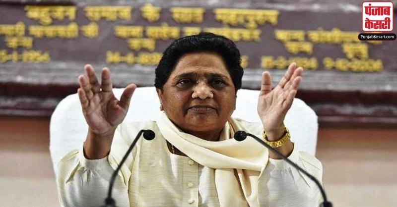 मायावती का योगी सरकार पर हमला : उप्र में महिलाओं और दलितों के खिलाफ अपराध थम नहीं रहे हैं