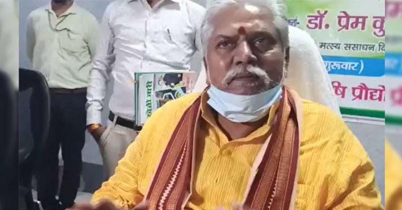 भाजपा और राजग जनसेवा के संकल्प के साथ चुनावी मैदान में हैं : कृषि मंत्री प्रेम कुमार