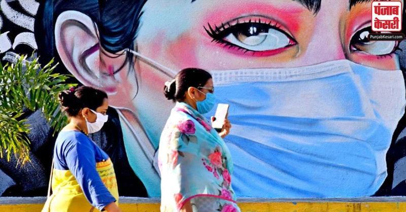 देश में एक दिन की वृद्धि के बाद फिर घटे कोरोना के एक्टिव केस, संक्रमितों का आंकड़ा 59 लाख के पार