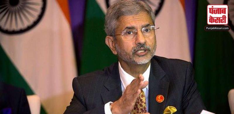 देश के हितों की रक्षा करने में अपने सशस्त्र बलों की क्षमता पर विश्वास करने की जरूरत है : जयशंकर