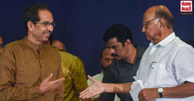 महाराष्ट्र : फडणवीस-राउत मुलाकात के एक दिन बाद मुख्यमंत्री उद्धव ठाकरे से मिले शरद पवार, बढ़ा सस्पेंस