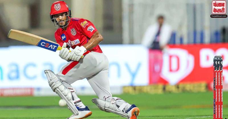 IPL 2020 RR vs KXIP : पंजाब की तूफानी बल्लेबाजी, राजस्थान को दिया 224 रनों का लक्ष्य