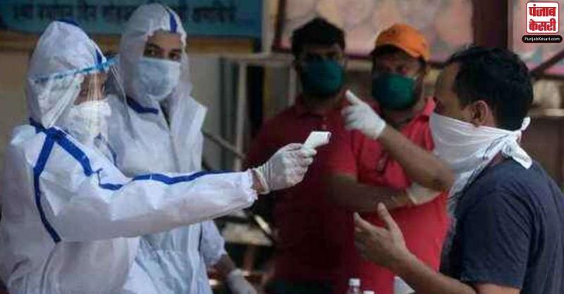 महाराष्ट्र में नहीं थम रहा कोरोना का कहर, बीते 24 घंटे में 14,976 नए केस, 430 की मौत