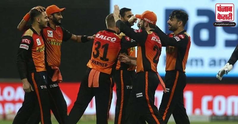 SRH vs DC ( IPL 2020 ) : सनराइजर्स हैदराबाद ने दिल्ली कैपिटल्स को 15 रनों से हराया