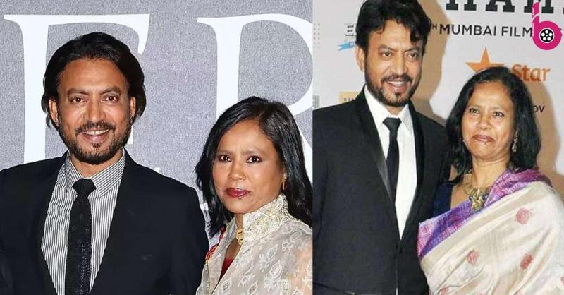 इरफ़ान खान की पत्नी सुतापा ने की इस ड्रग को इंडिया में लीगल करने की मांग