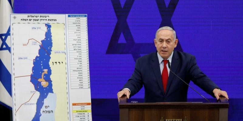 اسرائیل کا فلسطین کو ضم کر نے کا پلان اور کشمیر