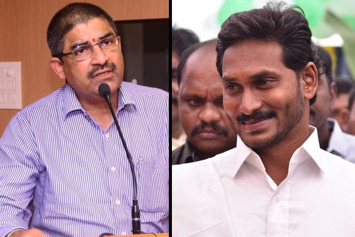 YS Jagan Govt Extends LV Subrahmanyam Leave
