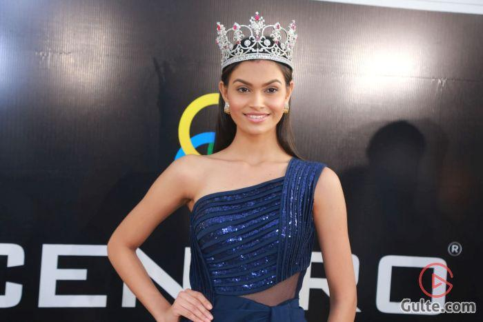 Miss India 2019 Suman Rao Launches Centro Collection