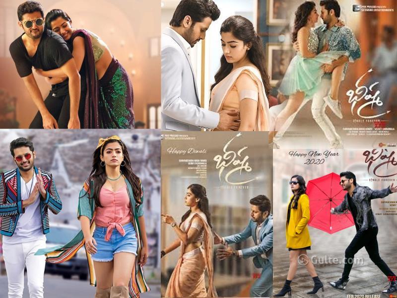 Bheeshma Highly Banking On Rashmika S Glamour Gulte Latest Andhra Pradesh Telangana Political And Movie News Movie Reviews Analysis Photos