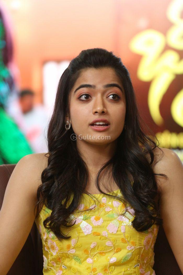 Rashmika Mandanna At Bheeshma Promotions Gulte Latest Andhra Pradesh Telangana Political And Movie News Movie Reviews Analysis Photos