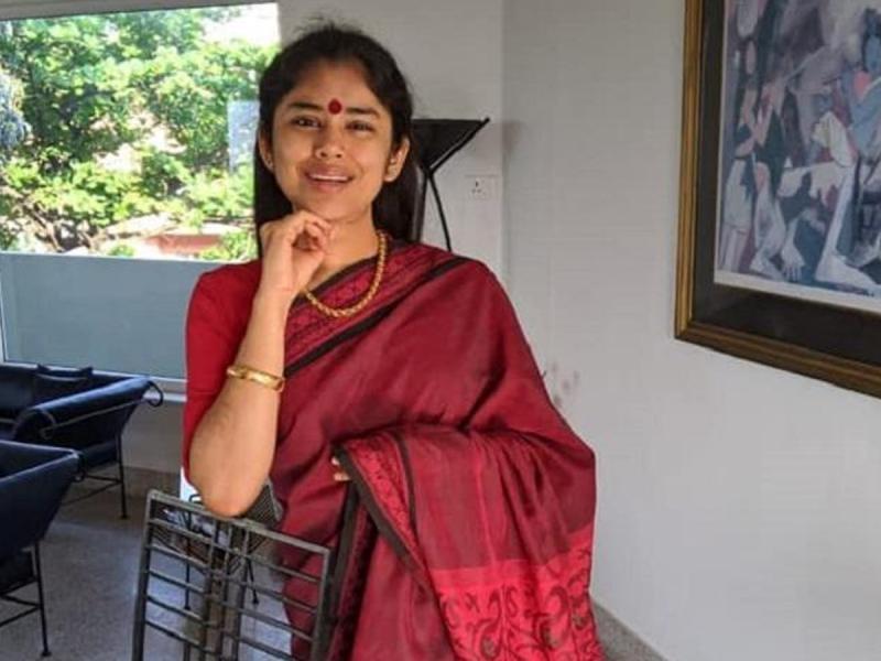 I'm Not Christian - Sanchaita Gajapati Raju | Gulte - Latest Andhra Pradesh, Telangana Political and Movie News, Movie Reviews, Analysis, Photos