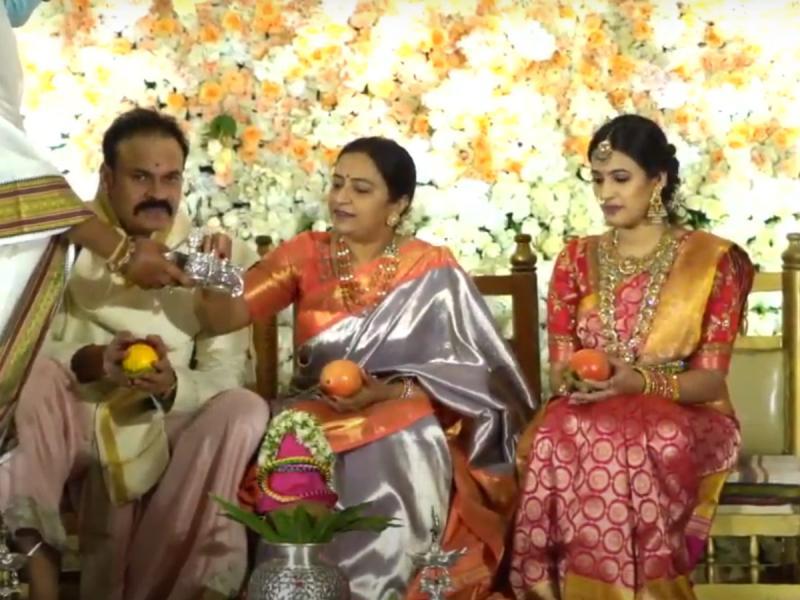 More Photos: Niharika Chaitanya Engagement Ceremony | Gulte ...