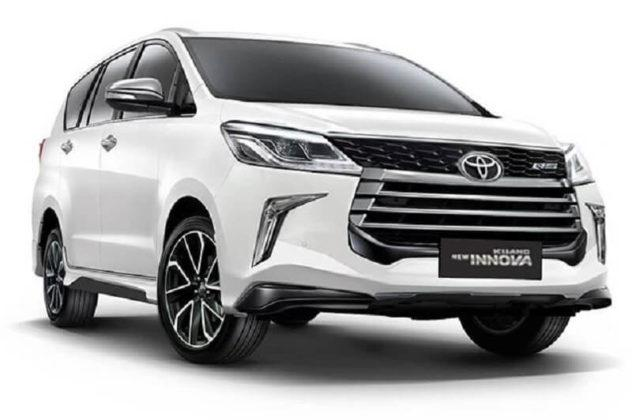 new toyota innova 2021  car wallpaper