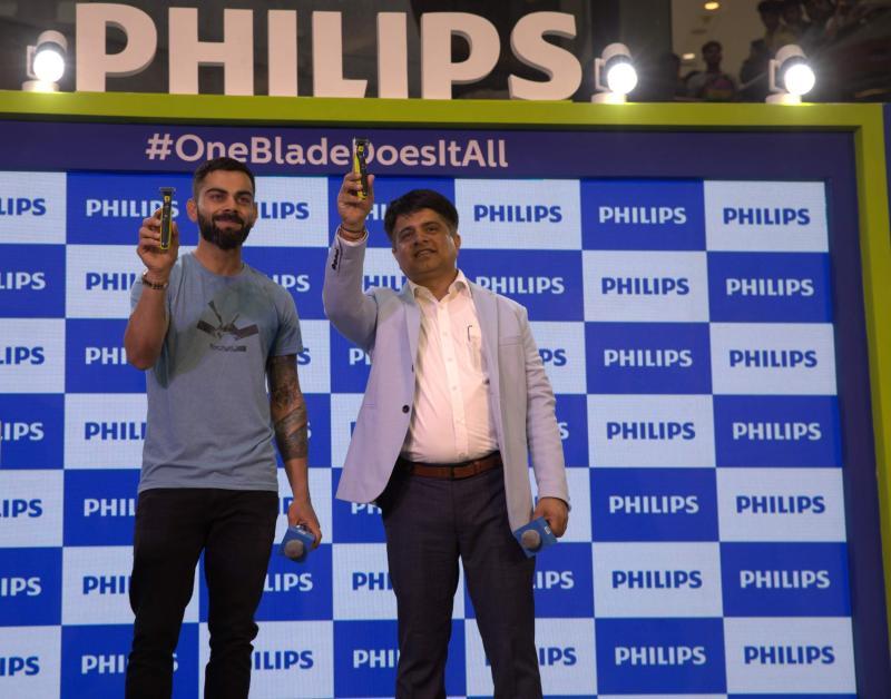 Style Meets Brilliance As Indian Skipper Virat Kohli Unveils