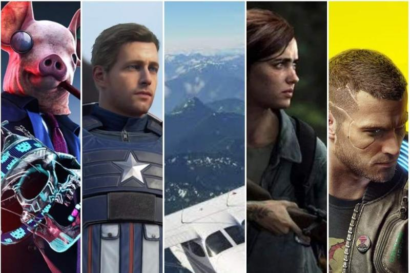 Anticipated Games Of 2020.Here S Our Pick Of The Most Anticipated Video Games Of 2020