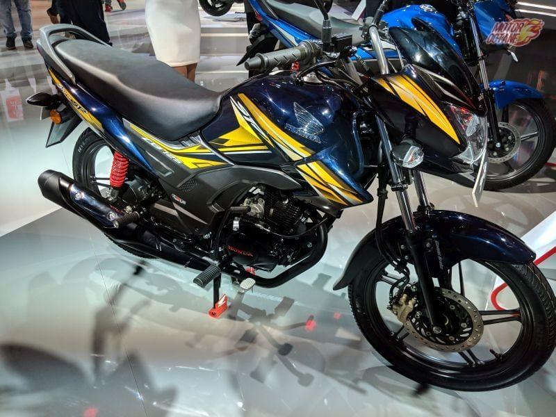 2019 Honda Cb Shine To Get Additional Features