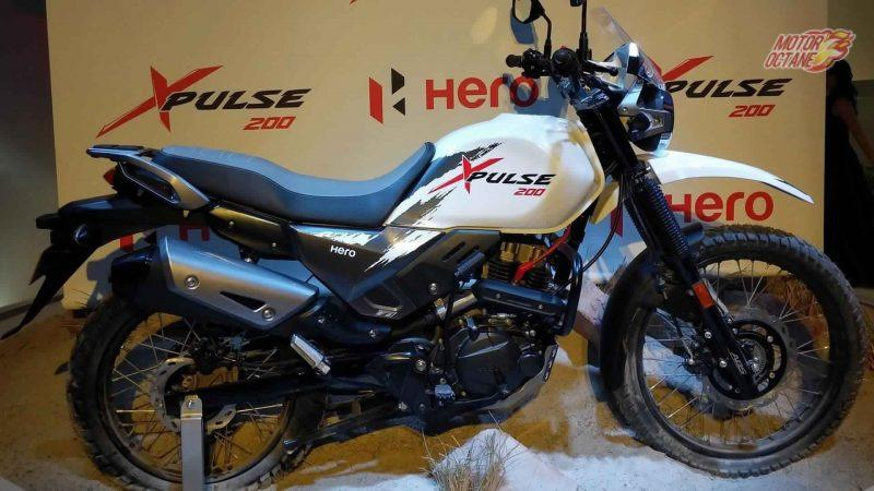 Hero Xpulse 200 And Xpulse 200t Launched In India Priced From Rs