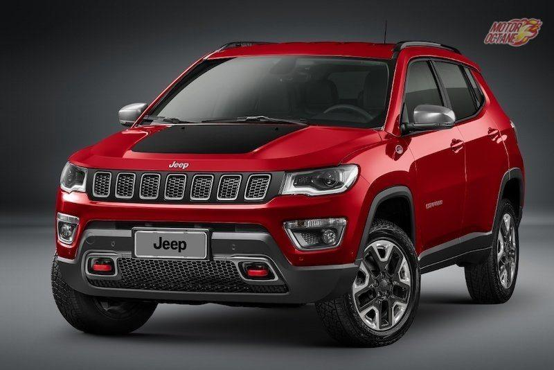 Jeep Compass New Model Launch