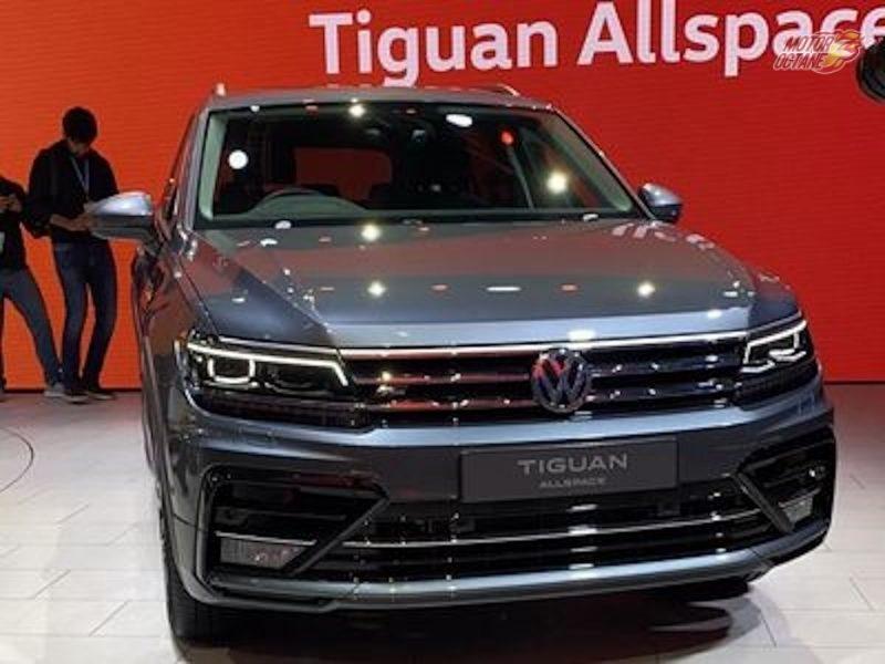 Volkswagen Tiguan Allspace Details Explained