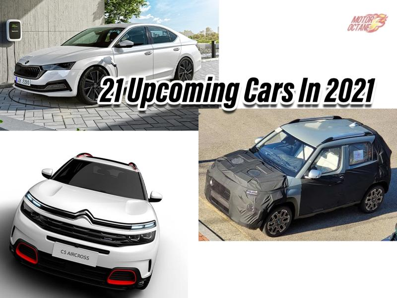 21 Upcoming Cars For 2021 In India