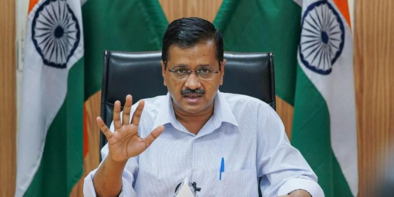 Kejriwal Asks Modi to Resume Transport, Construction, Industrial ...