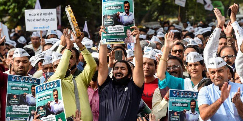 centre's delhi amendment bill is at odds with supreme court's ruling and the constitution