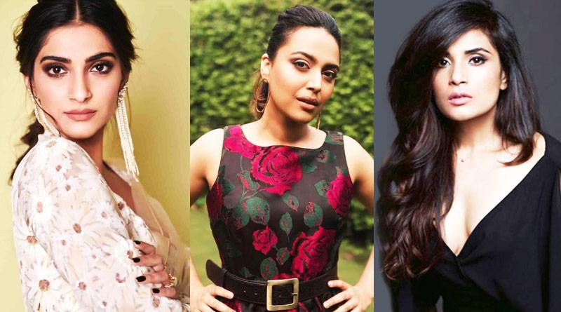 Sonam, Richa, Swara opens up on 'Boys Locker Room' row