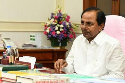 KCR dreams of winning 100 seats